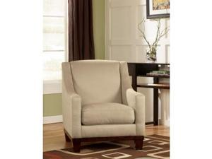 Fusion - Khaki Accent Chair by Ashley Furniture