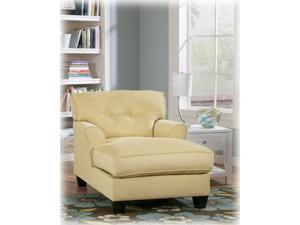 Kylee - Goldenrod Chaise