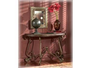 Rafferty Sofa Table by Ashley Furniture