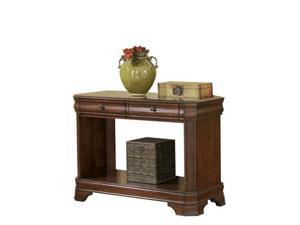 Hamlyn Sofa / Console Table in Medium Brown Finish