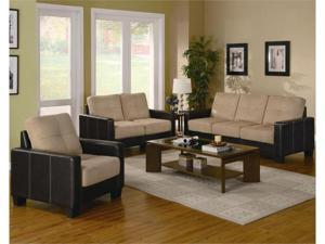 Regatta 3 Piece Living Room Set By Coaster