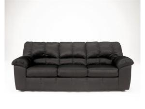 DOMINATOR BLACK SOFA BY ASHLEY