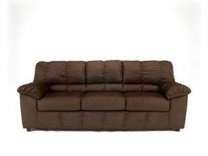 Dominator Caf Sofa by Ashley Furniture