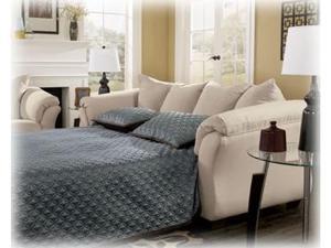 Darcy Stone Full Sleeper by Ashley Furniture