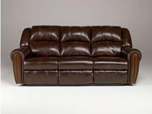 DuraBlend Antique Reclining Sofa