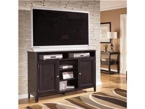 Carlyle Oversized TV Stand by Ashley Furniture
