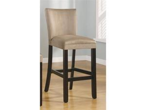 Modern Taupe Barstool (Set of 2) by Coaster Furniture