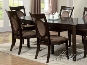 Wildon Home 8322 Side Chair in Espresso