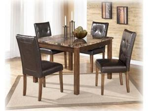 Sq Table/(4) Chairs (RTA) (5/Ctn)