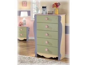 Ashley Furniture Doll House Chest B140-46