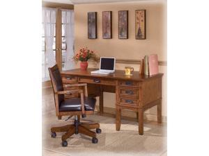 Leg Desk w/ Storage