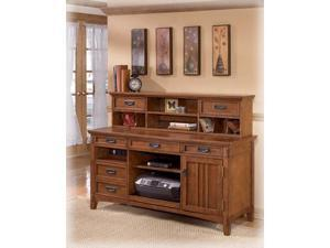 Cross Island Large Credenza By Ashley