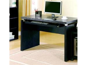 Dark Clean Lines Computer Desk by Coaster Furniture