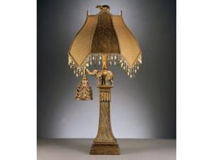 DILLIAN BRONZE TABLE LAMP (2/CTN)  by Ashley Furniture