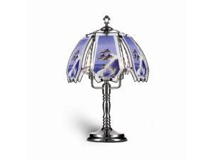 "23.5"" Touch Lamp - Dolphin By ORE"
