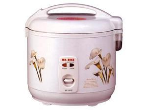 6 Cups Rice Cooker  By Sunpentown
