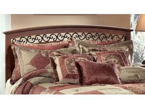 """Famous Brand"" FurnitureTimber line Queen/ Full Panel Bed (Headboard Only) B258-55-B100-66"