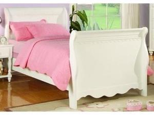 Pepper Twin Sleigh Bed by Coaster