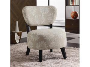 Casual Chair (FLORAL) by Coaster