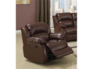 ROCKER RECLINER BY POUNDEX
