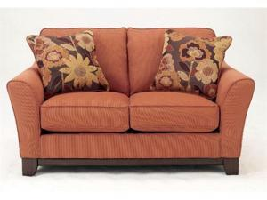 """""""Famous Collection""""Russet  Loveseat"""