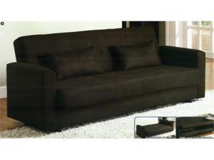 Microfiber Futon Sofa