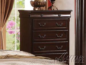 Roman Empire II Chest in Dark Cherry by Acme Furniture