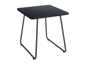 Anywhere End Table in Black by Safco