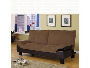 Sofa Bed in Coffee by Coaster Furniture