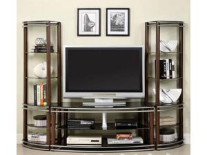 "52"" TV Console and 2 Pierce Shelves"