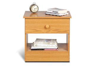 Oak Night Stand By Prepac