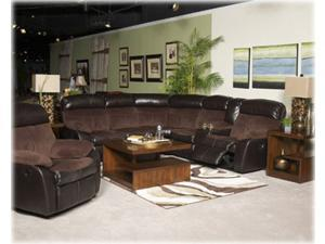 Swivel Recliner by Ashley Furniture