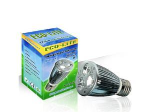 ECO-LITE High Power 9W PAR16 LED Flood 45° Daylight Bulb ~ Equiv. 50w