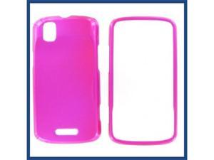 Motorola A957 (DROID Pro) Hot Pink Protective Case