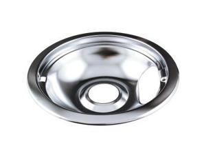 "Range Kleen 101AM Chrome Universal Drip Pan-6"" RANGE DRIP PAN"