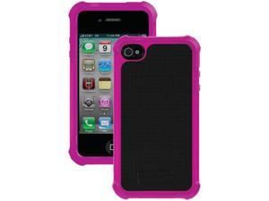 Ballstic Hot Pink Soft Gel Case for iPhone 4/4S 759059004605