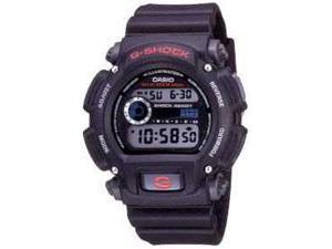 Mns G-Shock Atomic Solar Watch Blk Resin