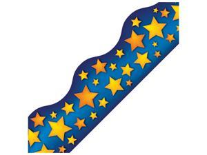 STARRY NIGHT BORDER