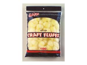 CRAFT FLUFFS YELLOW