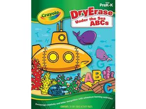 UNDER THE SEA ABCS ACTIVITY BOOK