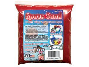 SPACE SAND REFILL RED 1LB