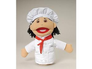 CHEF MULTI ETHNIC CAREER PUPPET