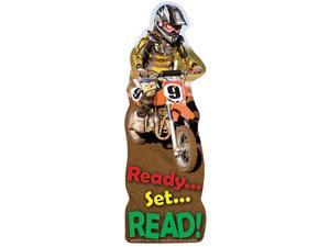 DIRT BIKE DIE CUT BOOKMARKS