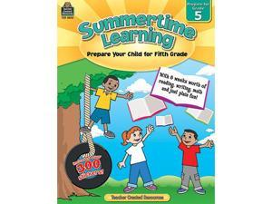 SUMMERTIME LEARNING GR 5