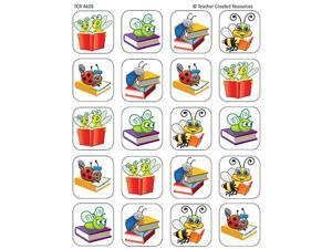 BOOK BUG STICKERS