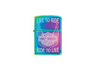 Harley Live to Ride Zippo Lighter