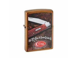 Case Zippo Lighter w/Pocket Knife Image