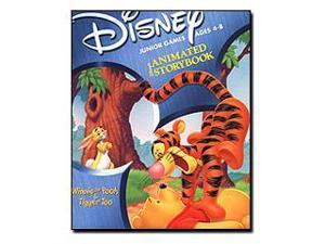Disney's Winnie the Pooh & Tigger Too Animated Storybook