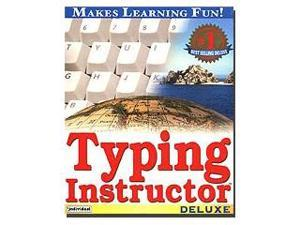 Typing Instructor Deluxe 15