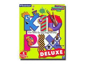 Kid Pix Studio Deluxe Win/Mac